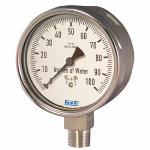 Type 632.50 / 633.50 Process Industry Capsule Pressure Gauges